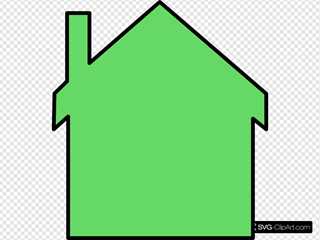 Pale Green House
