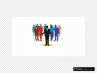 Networking SVG Clipart