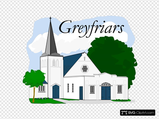 Power People Greyfriars Church Mt Eden New Zealand Clipart