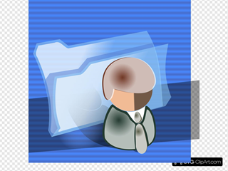 Contacts Folder Icon