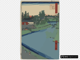 Benkei Moat From Soto-sakurada To Kojimachi.
