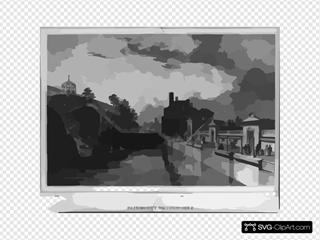 Bridge Canal Lake Walking