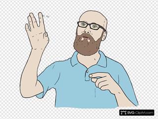 Lambert Hand Up