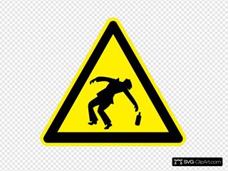 Danger Drunken People Jhelebrant