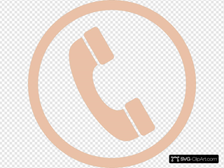 Phone Icon Pink