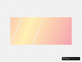 Pink Yellow Gradient