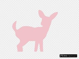 Pink Fawn Image