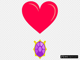 Heart And Necklace Cutie Mark Request By Namuna