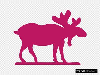 Pink Moose3