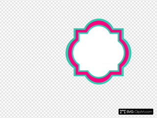 Pink SVG Clipart