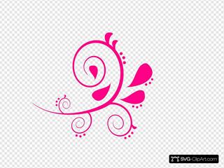 Swirl SVG Clipart