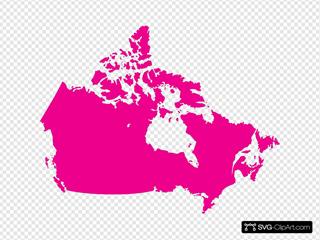 Canada Silhouette