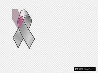 Breast Cancer Ribbon Svg Vector Breast Cancer Ribbon Clip Art