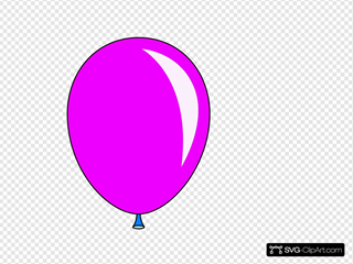 New Pink Balloon