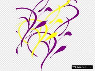 Purple Yellow Etc