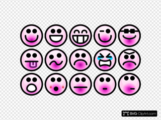 Smiley Faces 2