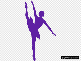 Ballerina Purple