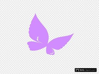 Purple.butterfly Clipart