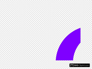 Purple Crescent