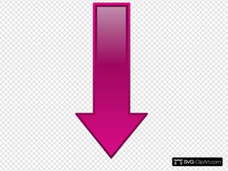 Arrow-down-purple