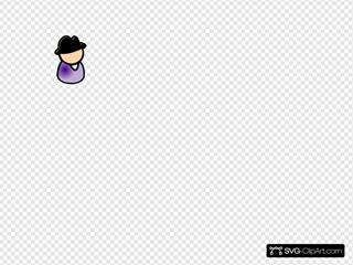 Purple Coat Detective