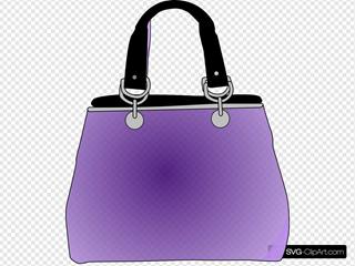 Purple Purse
