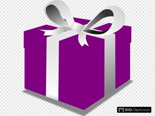 Secretlondon Purple Present