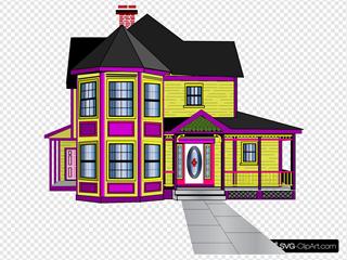 Aabbaart.com Final Mini-car Game House #4