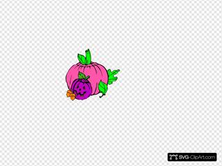 Girly Pumpkin