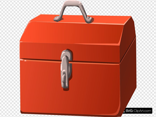 Bag Toolboxe Red