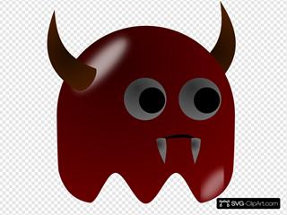 Red Devil Creature