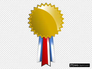 Gold medal Clipart   k10382620   Fotosearch