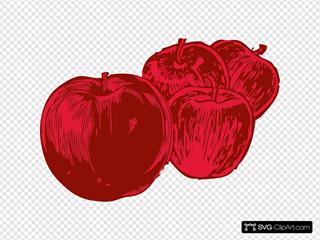Apple Clipart Images, Stock Photos & Vectors | Shutterstock