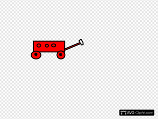 Big Red Sport Wagon