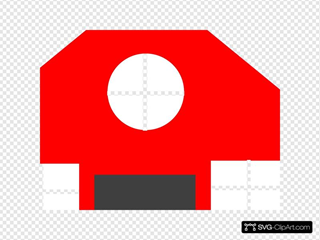 Vector red school lockers Clip Art | k72284677 | Fotosearch