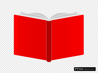 Openbook Red Covers Round