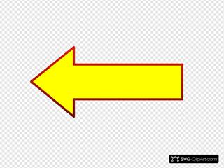 Red-yellow-arrow