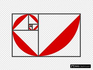 Red Clip arts