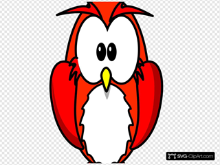 Red Owlette
