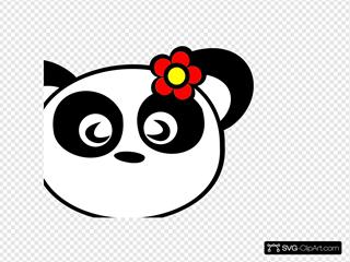 Flower Panda