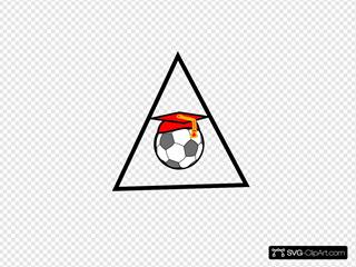 Tri Ball Red