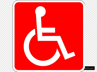 Disabled Red