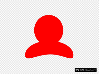 Red User Icon