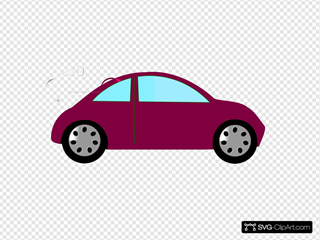 Maroon Cars