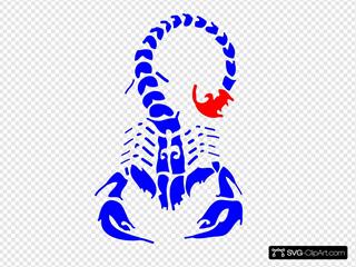 Scorpion Red Stinger