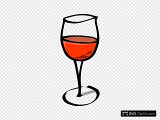 Glass Of Wine 3