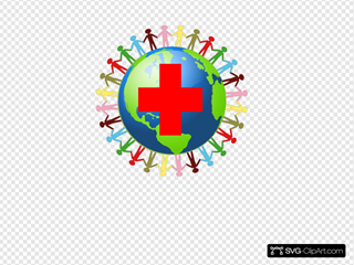 Globe Red Cross
