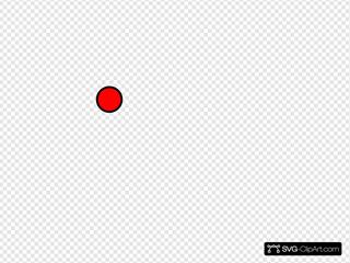 Red Circle 30x30