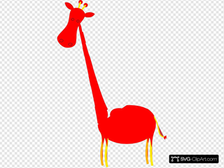 Red Giraffe