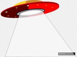 Ufo SVG Clipart